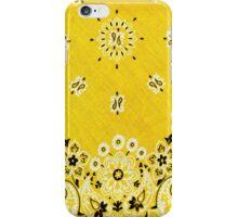 Bandana 1 iPhone Case/Skin