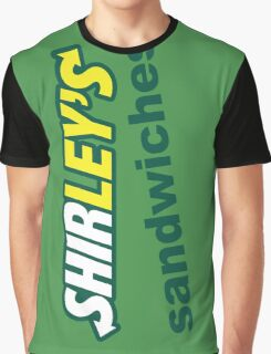 Shirley's Sandwiches Graphic T-Shirt