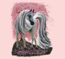 Sakura Horse by Megan Noble
