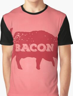 Bacon Graphic T-Shirt