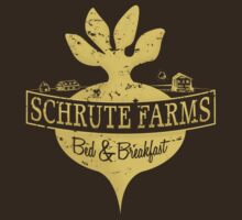 Schrute Farms B&B (no circles) T-Shirt
