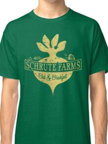 Schrute Farms B&B (no circles) Classic T-Shirt