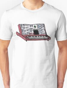 Workin'  on my Synth T-Shirt