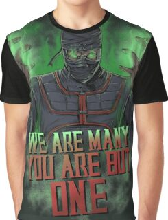 Ermac Graphic T-Shirt