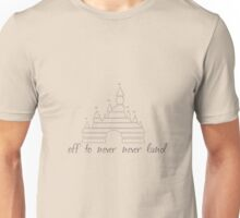 never never land Unisex T-Shirt
