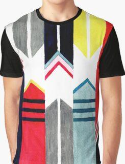 Nautical stripes Graphic T-Shirt