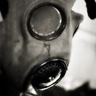 Gas Mask by Nicola Smith