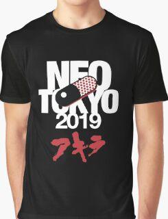 Akira - Neo Tokyo Graphic T-Shirt