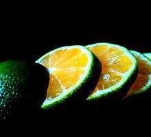 green-orange citrus delight... by mariatheresa