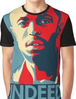 Omar The Wire Indeed Graphic T-Shirt