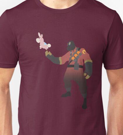 TF2 - RED Pyro / Pyrovision Unisex T-Shirt