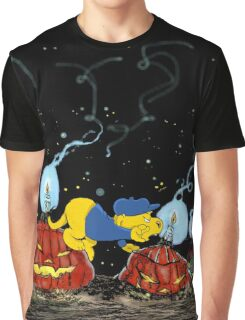 Ferald and The Rotten Pumpkins Graphic T-Shirt