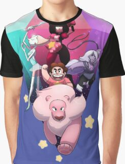 Here to Save the Day! Graphic T-Shirt