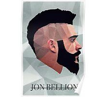 Jon Bellion Vector Poster Poster