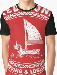 Red Lions Shipping & Logistics Graphic T-Shirt