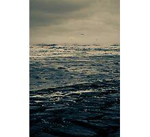 Winter Beach #4 Photographic Print
