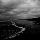 Winter Beach #6 by Remco den Hollander