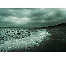Winter Beach #8 Photographic Print