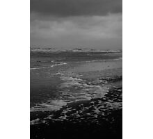 Winter Beach #10 Photographic Print
