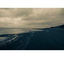 Winter Beach #11 Photographic Print