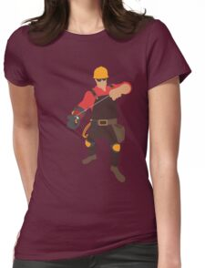 TF2 - RED Engineer Womens Fitted T-Shirt
