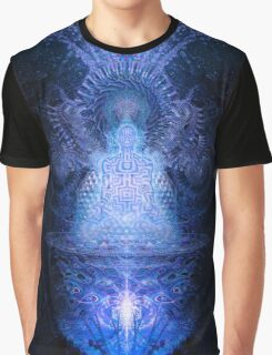 Deimatic Deity Graphic T-Shirt