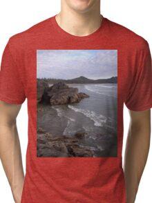 beach in vancouver Tri-blend T-Shirt