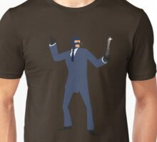 TF2 - BLU Spy Unisex T-Shirt