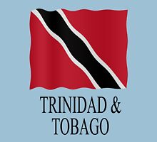 Trinidad and Tobago flag Womens Fitted T-Shirt