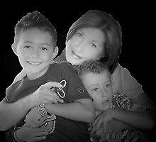 my sister con Marci e Franci ..... italy -EUROPA - VETRINA RB EXPLORE 6 LUGLIO 2013 - by Guendalyn