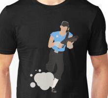 TF2 - BLU Scout Unisex T-Shirt