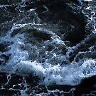 Crashing Water by Stuart  Fellowes