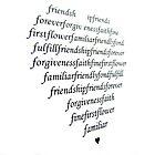 Friends forever by Susanna Hietanen