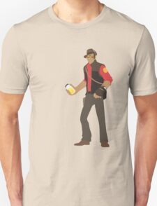 TF2 - Piss. (RED) T-Shirt