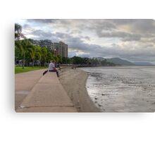 Cairns Esplanade • Queensland • Australia Metal Print