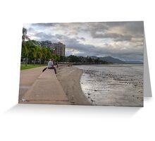 Cairns Esplanade • Queensland • Australia Greeting Card