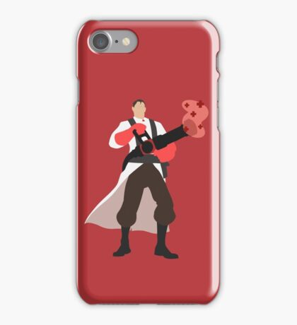 TF2 RED Medic iPhone Case/Skin
