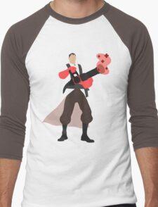 TF2 RED Medic Men's Baseball ¾ T-Shirt