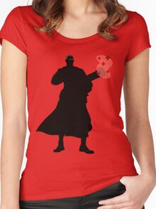 TF2 Medic - RED Uber Women's Fitted Scoop T-Shirt