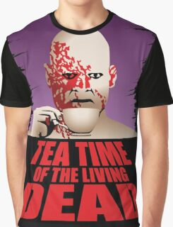 Tea Time of the Living Dead Graphic T-Shirt