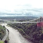 Clifton Suspension Bridge 02 by James Kowacz
