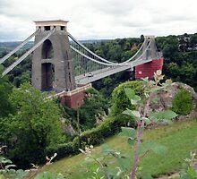 Clifton Suspension Bridge 01 by James Kowacz