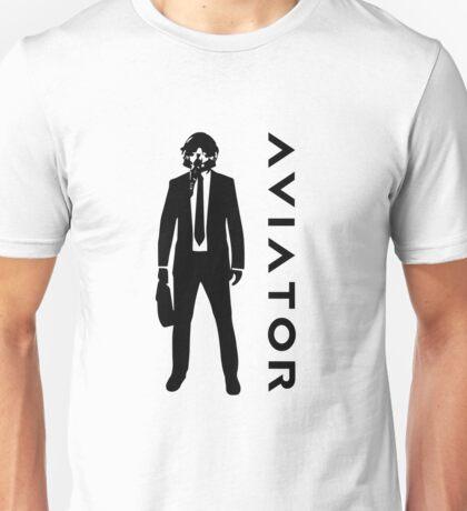 Fighter Pilot Fashion Suit Unisex T-Shirt