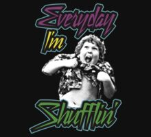 Every Day I'm (Truffle) Shufflin' Kids Tee