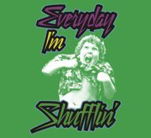Every Day I'm (Truffle) Shufflin' Kids Clothes