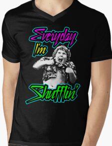 Every Day I'm (Truffle) Shufflin' Mens V-Neck T-Shirt