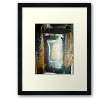 composition 11 Framed Print