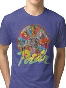 Historic Lucky Charm Tri-blend T-Shirt