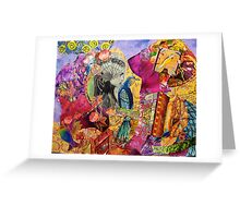 Joan of Arc Greeting Card