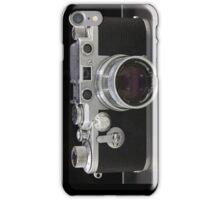 leica 3 iPhone Case/Skin
